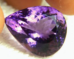 31.25 Carat VVS Brazil Purple Amethyst - Gorgeous