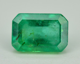 Top Quality 0.50 Ct Natural Zambian Emerald. MH