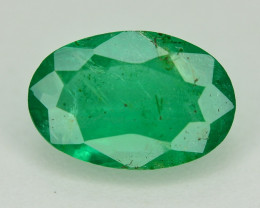 Top Quality 1 Ct Natural Zambian Emerald. MH