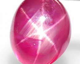 Burma Star Ruby, 1.52 Carats, Deep Pinkish Red Oval