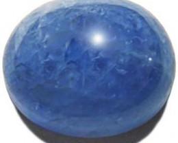 Burma Blue Sapphire, 11.41 Carats, Light Blue Oval