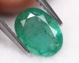Emerald 1.61t Natural Emerald Green Zambian B1603
