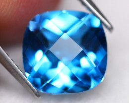 Topaz 4.73Ct Natural Swiss Blue ColorTopaz D1611