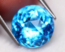 Topaz 8.70Ct Natural Swiss Blue Topaz Color C1606