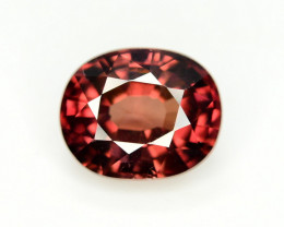 3.55 Ct Amazing Color Natural Pink Zircon