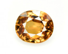 2.90 Ct Gorgeous Color Natural Yellow Zircon