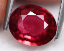 Rubellite 1.41Ct Natural Pink Color Rubellite Tourmarin E1606