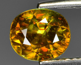 Mind Blowing Fire 1.90 Cts Chrome Sphene ~ SP16