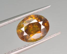 Rare 2.26 ct Sphalerite Great Dispersion Spain