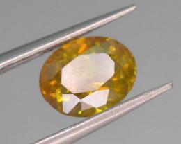Rare 1.29 ct Sphalerite Great Dispersion Spain