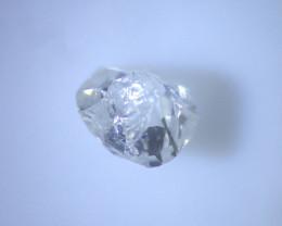 0.01 ct E/F old Swiss cut diamond