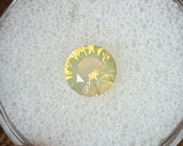 0,88ct Fire Opal - Colour flashes & Master cut!