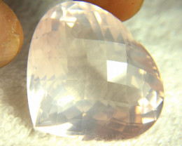 1$NR - 92.10 Carat African Rose Quartz - Gorgeous