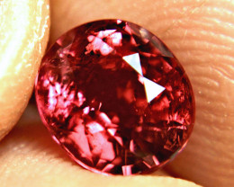 1$NR - 2.33 Carat Vibrant Red Rubellite Tourmaline - Gorgeous