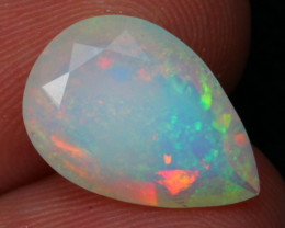 Opal 2.25Ct Ethiopian Faceted Welo Opal A1701
