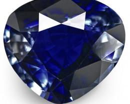 IGI Certified Sri Lanka Blue Sapphire, 2.15 Carats, Pear