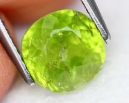 Grossular 2.80Ct Natural Green Color Grossular Garnet D1706