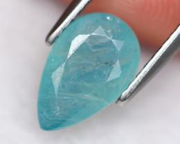Grandidierite 1.57Ct Natural Rare Gemstones D1714