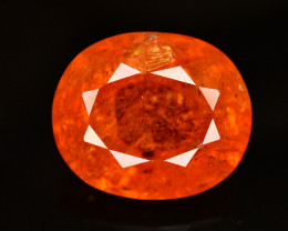 Amazing Color 23 Ct natural Spessartite Garnet
