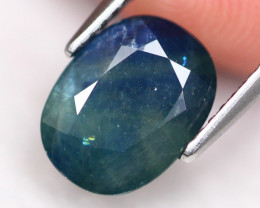 Sapphire 3.26Ct Natural Blue Color SapphireD1812