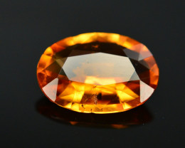 Rarest 1.25 Ct Natural Clinohumite From Siberia