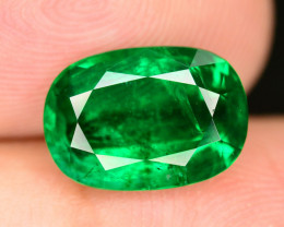 Top Quality 4.20 Ct Natural Ethiopian Emerald