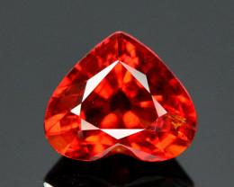 Reddish Orange Color 2.10 Ct Natural Spessartite Garnet. RA
