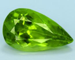6.75 Carats Olivine Green Natural Peridot Gemstone