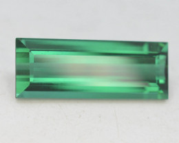 Top Grade 16.70 ct Natural Greenish Color Tourmaline