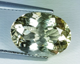 5.38 ct AAA Grade Gem Beautiful Oval Cut Natural Scapolite