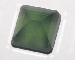 8.25 Crt Natural Serpentine Faceted Gemstone 42