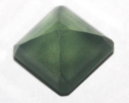 5.30 Crt Natural Serpentine Faceted Gemstone 45