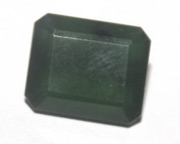 7.25 Crt Natural Serpentine Faceted Gemstone 48