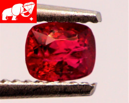 JEDI! GLOWING VIVID COLOR! Unheated 0.54 CT JEDI RED Spinel $1,300 (Burma)