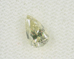 Natural Fancy Deep Yellow Diamond GIA certified