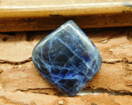 Natural african sodalite cabochon (G1200)