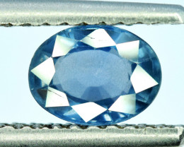 1.40 Carats Gorgeous Color Royal Blue Sapphire