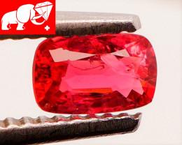 JEDI! Unheated  0.54 CT  Pink-Red Spinel $250 (Mogok. Burma)