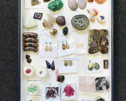 Mixed Gemstones-What you see is what you get NR$ BR BR 362