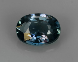UNHEATED AWESOME SAPPHIRE FACETED GENUINE OVAL