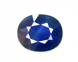 Top Quality 1.85 Ct Natural Blue Sapphire
