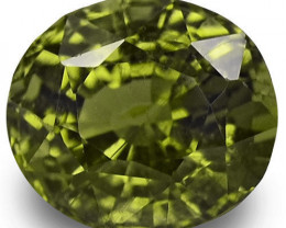 GRS Certified Madagascar Alexandrite, 1.75 Carats, Oval