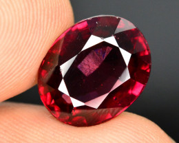Top Color 7.70 Ct Natural Mahenge Garnet