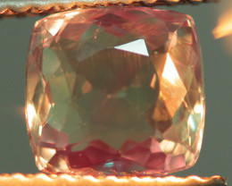 1.61 CT CUSHION SHAPE !!! NATURAL CHRYSOBERYL ALEXANDRITE-AX91