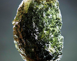 Very Glossy - RARE 100% authentic Moldavite