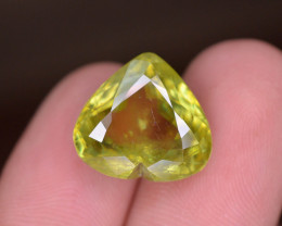 Natural Sphene 10.65 ct Great Color Dispersion From Himalayan Range