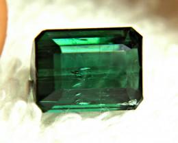 5.50 Carat Green Nigerian SI Tourmaline - Gorgeous