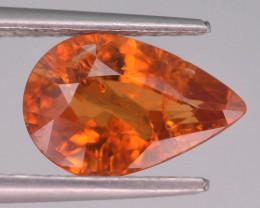 2.75 ct Natural Fanta Orange Color Spessartite Garnet