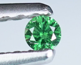 .04CT 2.05mm HOT ELECTRIC FOREST GREEN DIAMOND $1NR!