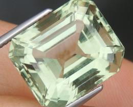 14.60cts Mint Green Prasiolite